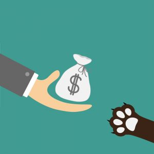 Hund og penge